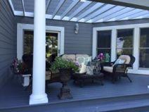 River House - Back Porch