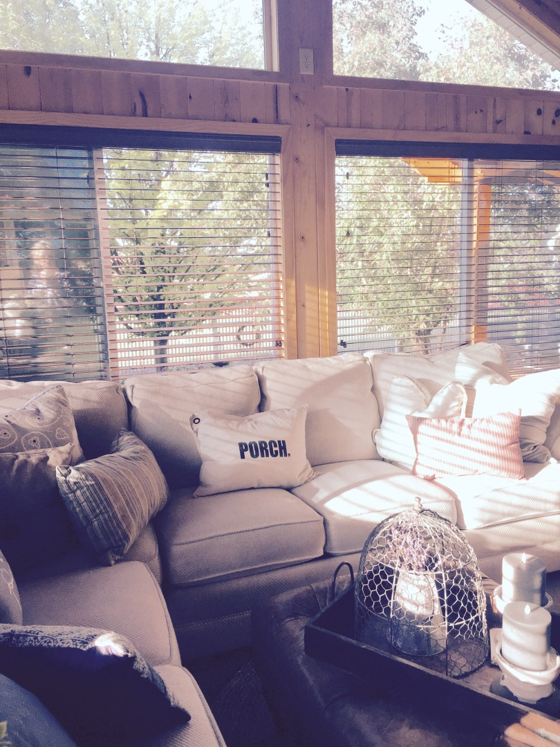 Porch Sunny