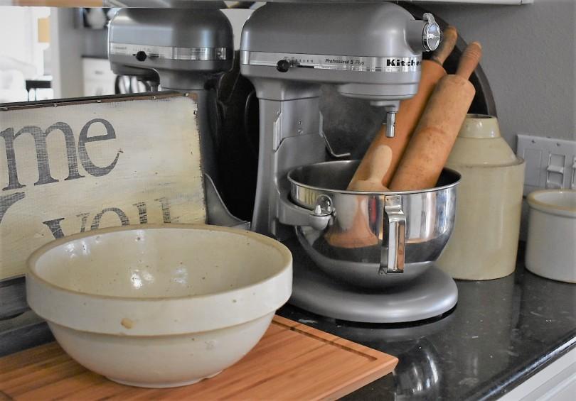 Baking Vignette