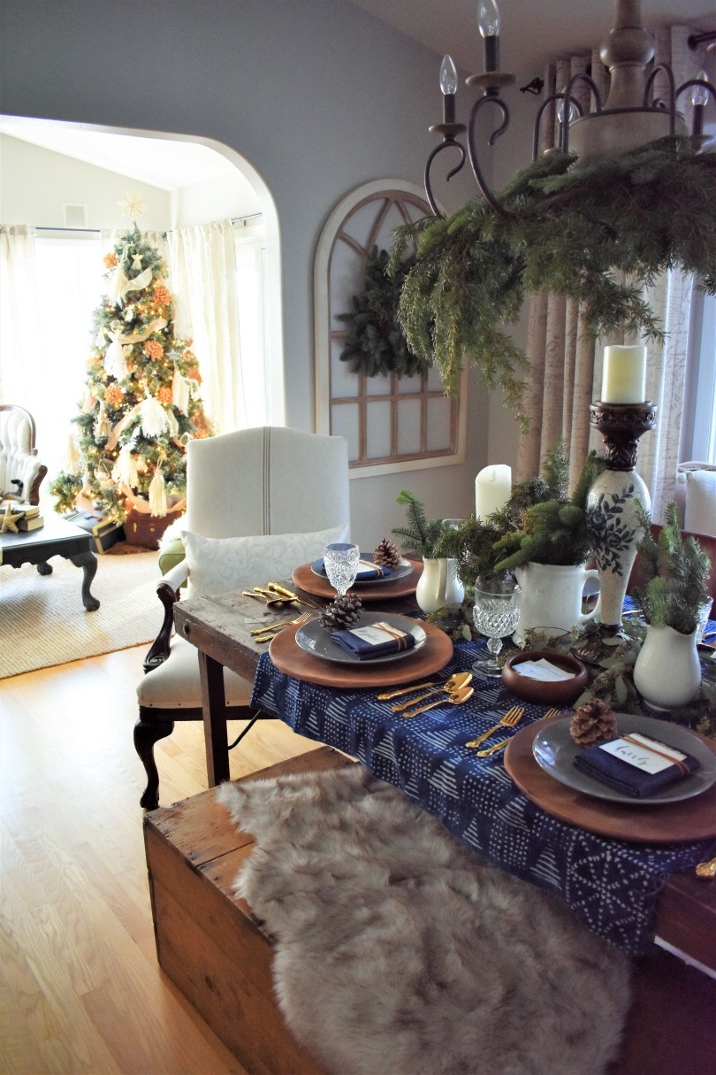 Wide Formal Dining