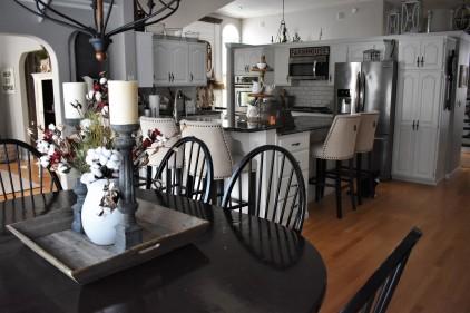 Kitchen Wide from Corner